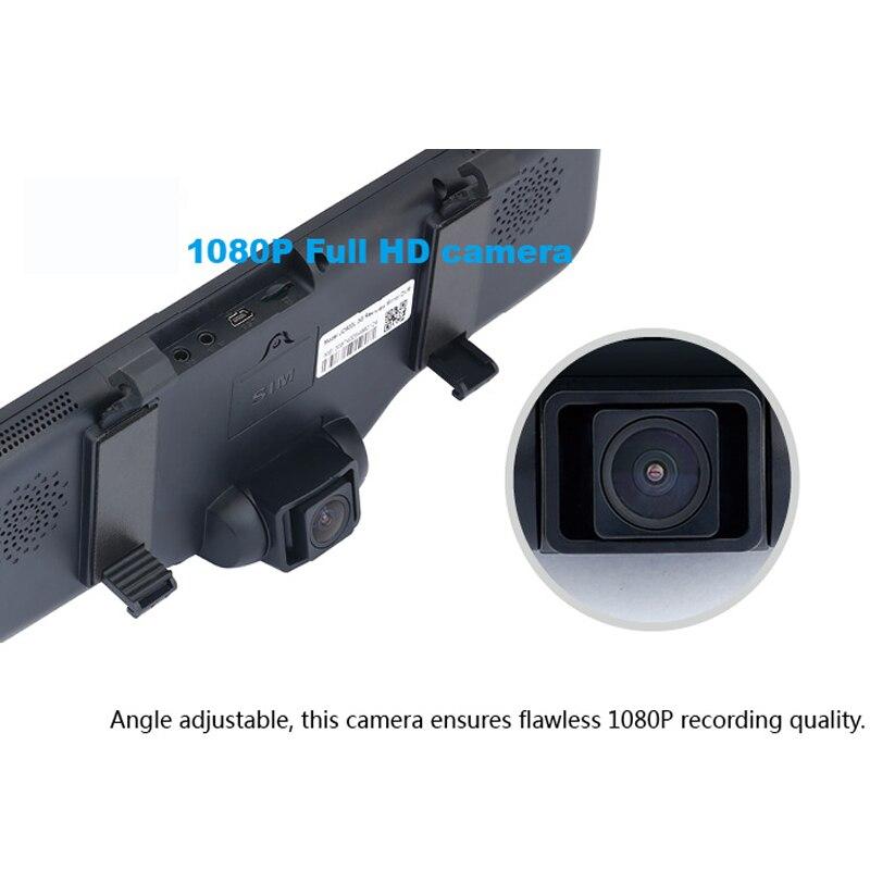 1080P 3G Android-spiegelbandmonitor met dubbele camera voor - Camera en foto - Foto 5