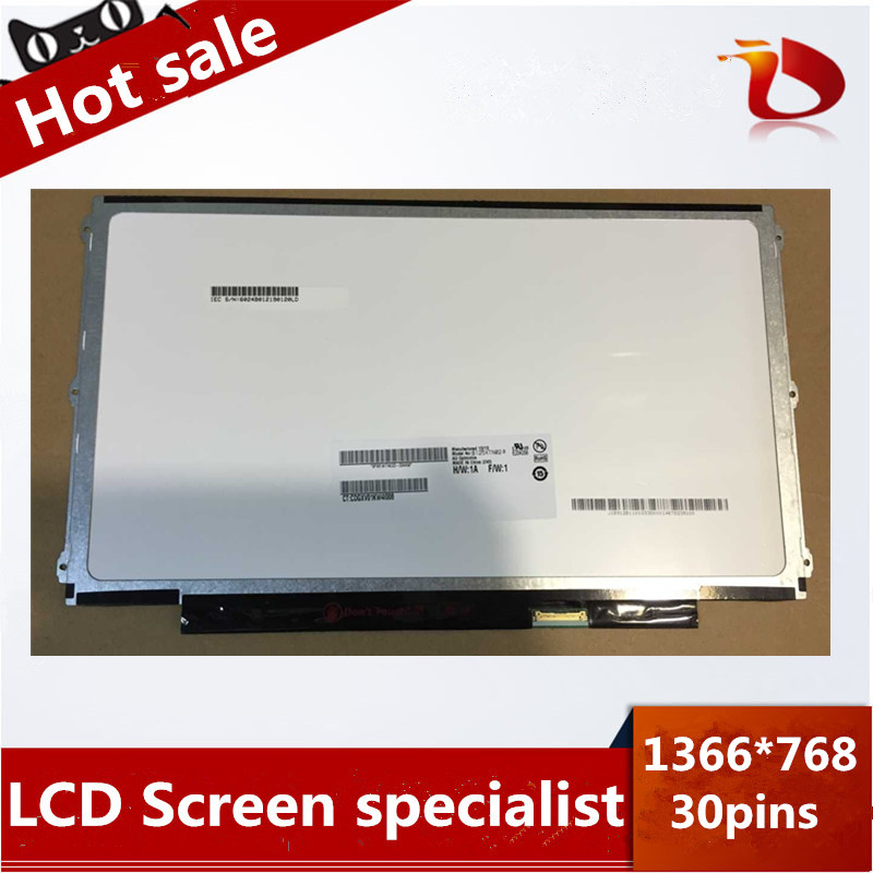 ФОТО 100%Test screen 30pins Lwell 12.5'' LCD P125WH2-TPB1 B125XTN02.0 1366*768 For lenovo X230S K2450 T540 Laptop