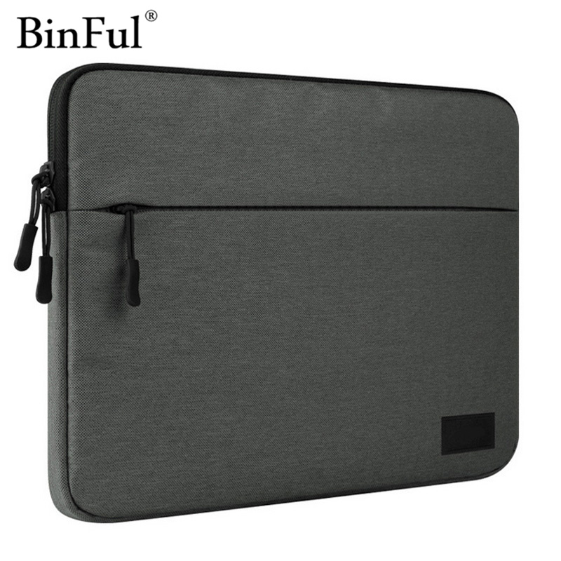 Binful 11 13 14 15.4 <font><b>15.6</b></font> Fashion Laptop Bag <font><b>Pouch</b></font> Case for Macbook /Lenovo/HP/Dell <font><b>Notebook</b></font> Cover for Macbook Air 13 Sleeve image