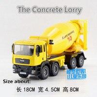 1:50 Skala/Symulacji Diecast model samochodu zabawki/Betonu Ciężarówki/Delikatne prezenty dla dzieci i kolekcje