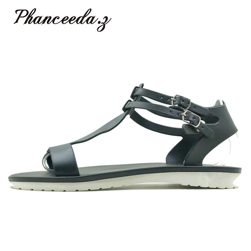 New 2019 Plus Size 5 9 shoes women sandals Shoes Summer Fashion Slippers Women s Flip
