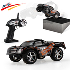 RC Car Wltoys L939 2.4G 5 channel High-speed Remote Control Race Car with Scale Black Alloy Chassis Structure Racing Vehicle