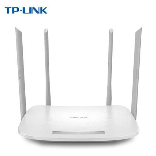 NOUVEAU/UTILISÉ, TP-LINK WDR5600 2015 Date 4 Antenne Double Bande Wifi Routeur Sans Fil À Travers La Paroi Roi Wifi (AUCUNE BOÎTE AU DÉTAIL)