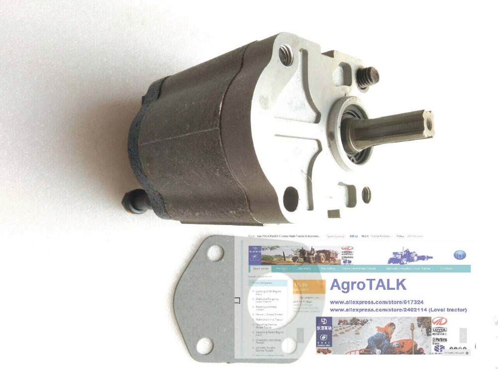 Fengshou MFS354 tractor parts, the gear pump CBN-E316, details as descriptionsFengshou MFS354 tractor parts, the gear pump CBN-E316, details as descriptions