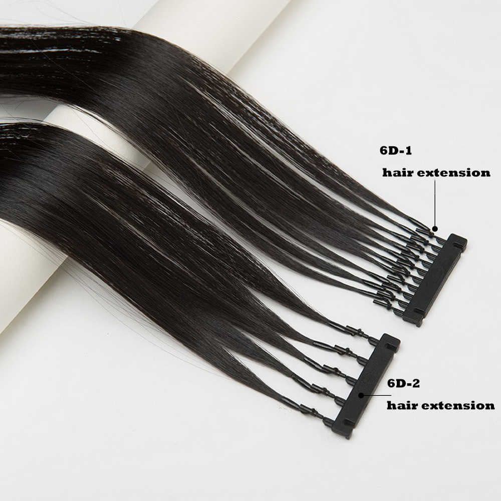 Detail Feedback Questions about Pro 6D Hair Extension