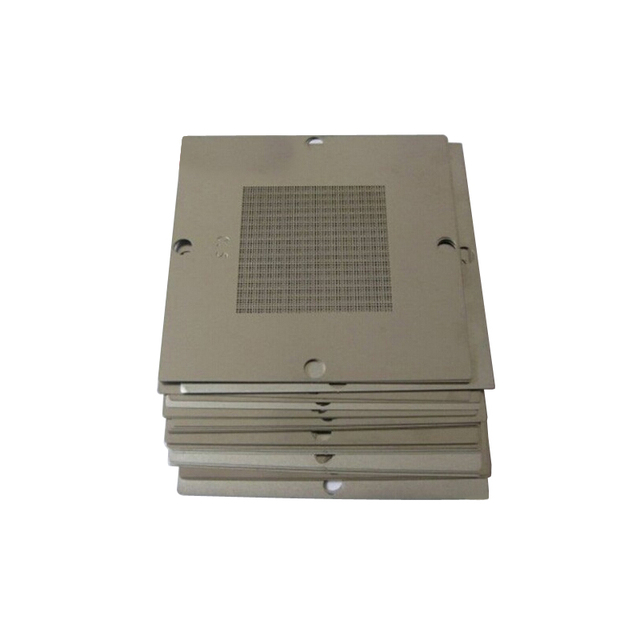 10 pcs/set 90 * 90 mm Bga Stencil for Laptop Universal Reballing tools and rework station