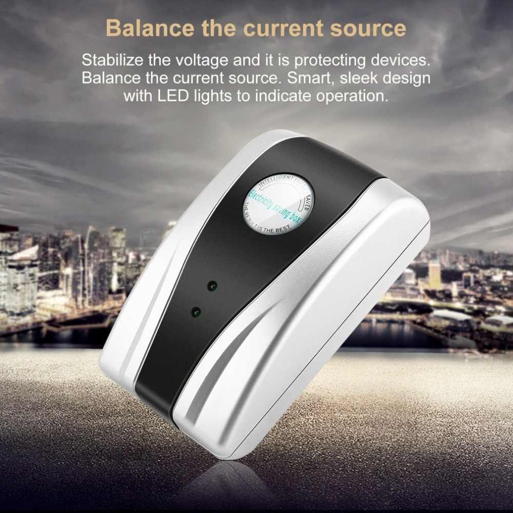 3000 W oszczędzania energii 90 V-250 V przyjazny dla środowiska energii elektrycznej skarbonka ahorrador de corriente ue/ US/UK wtyczka Drop Shipping