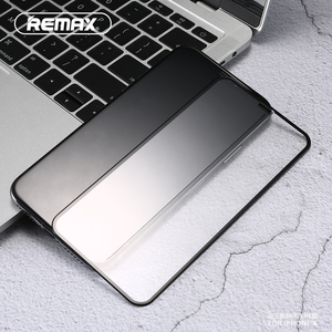 Image 4 - REMAX 9D Full Coverกระจกนิรภัยป้องกันหน้าจอสำหรับiPhone XS XR XSสูงสุด11 11PRO 11PROMAX 12PRO 12PROMAXพื้นผิวโค้งฟิล์ม