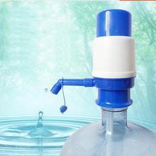 5 Gallon Bottled Water Drinking Ideal Hand Press Manual Pump Faucet Tool Plastic Water Bottles Manual Pump Drop shipping