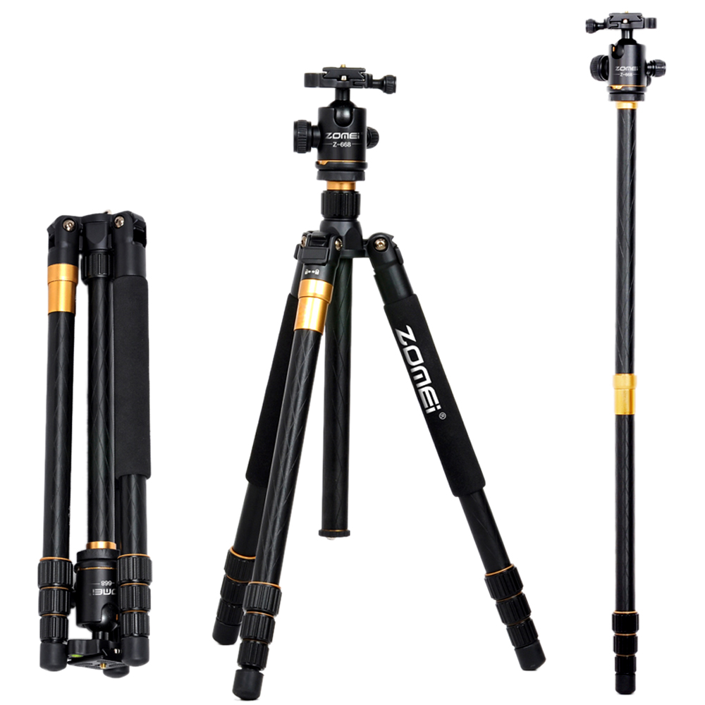 Camera Clearance Dslr Cameras digital cameras clearance promotion shop for promotional sale zomei z 668 pro travel tripod aluminum alloy detachable changeable monopod with ball head dslr camera