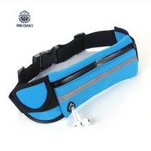 Waist Packs 2017 Hot Selling Anti - theft multi - functional Nice Fitting Belt Chest Pouch Bum Waist Bag  mobile phone pocket