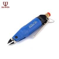Mini Air Pneumatic Scissor Power Metal Shear Nipper Cutter Scissor Cutting Wire Cutting Dia 0.1 5mm