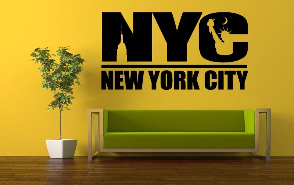 Amazing New York City Wall Art Model - Wall Art Design ...