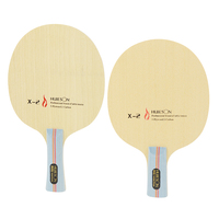 Huieson Super Hard Surface Carbon Table Tennis Racket Blade With Big Central Abachi Wood For Fast