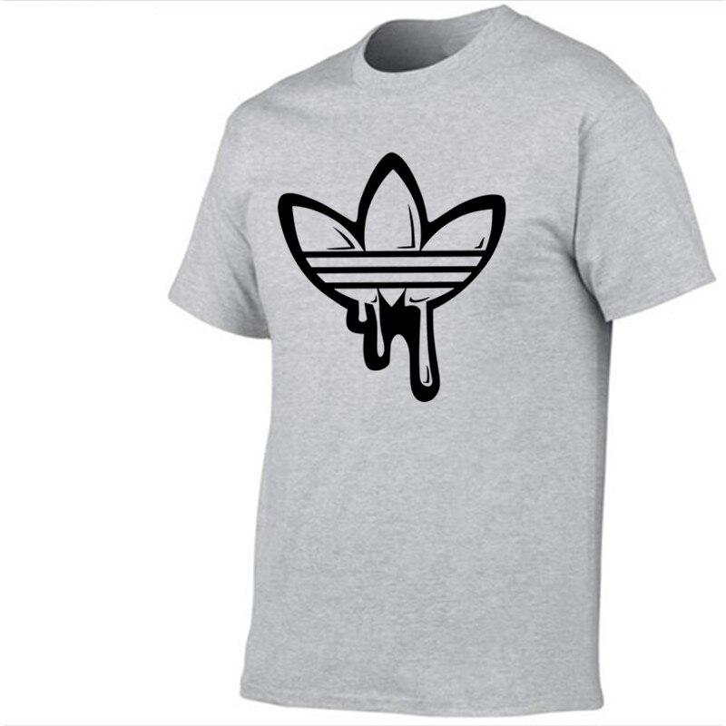 Summer Cotton Funny T Shirts Short Sleeves T-shirt Men Fashion 3d Doodle Print Red T Shirt Men Tops Tees Casual Tshirt Men