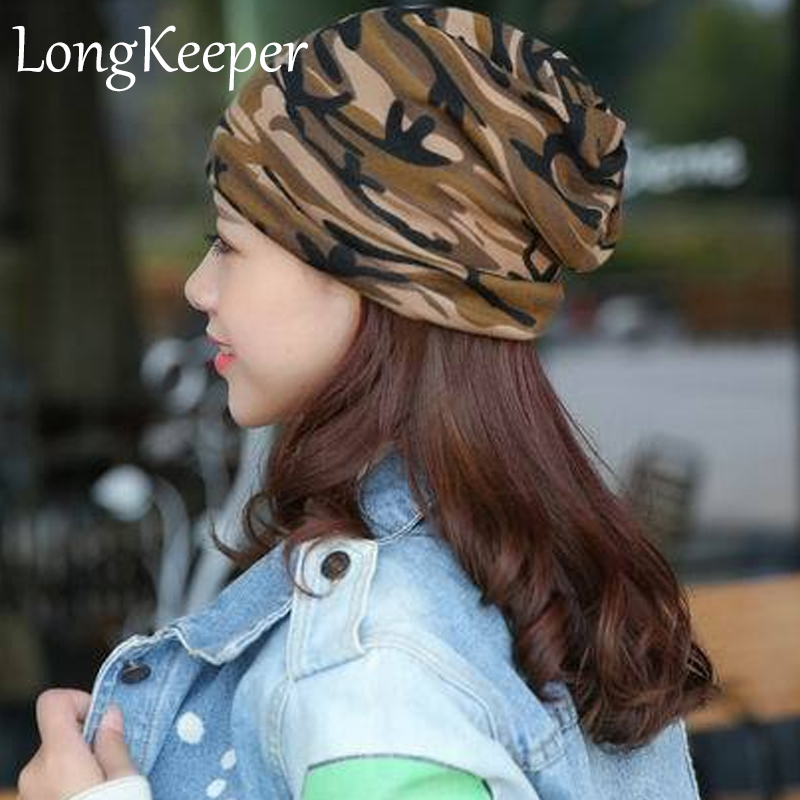 Autumn 3 way to wear(as beanies\ring scarf\headscarf)gorro beanie cap winter hat for women bonnet femme gorros e toucas feminina 2016 limited gorro gorros brand new women s cotton hip hop ring warm beanie cap winter autumn knitted hats beanies free shipping