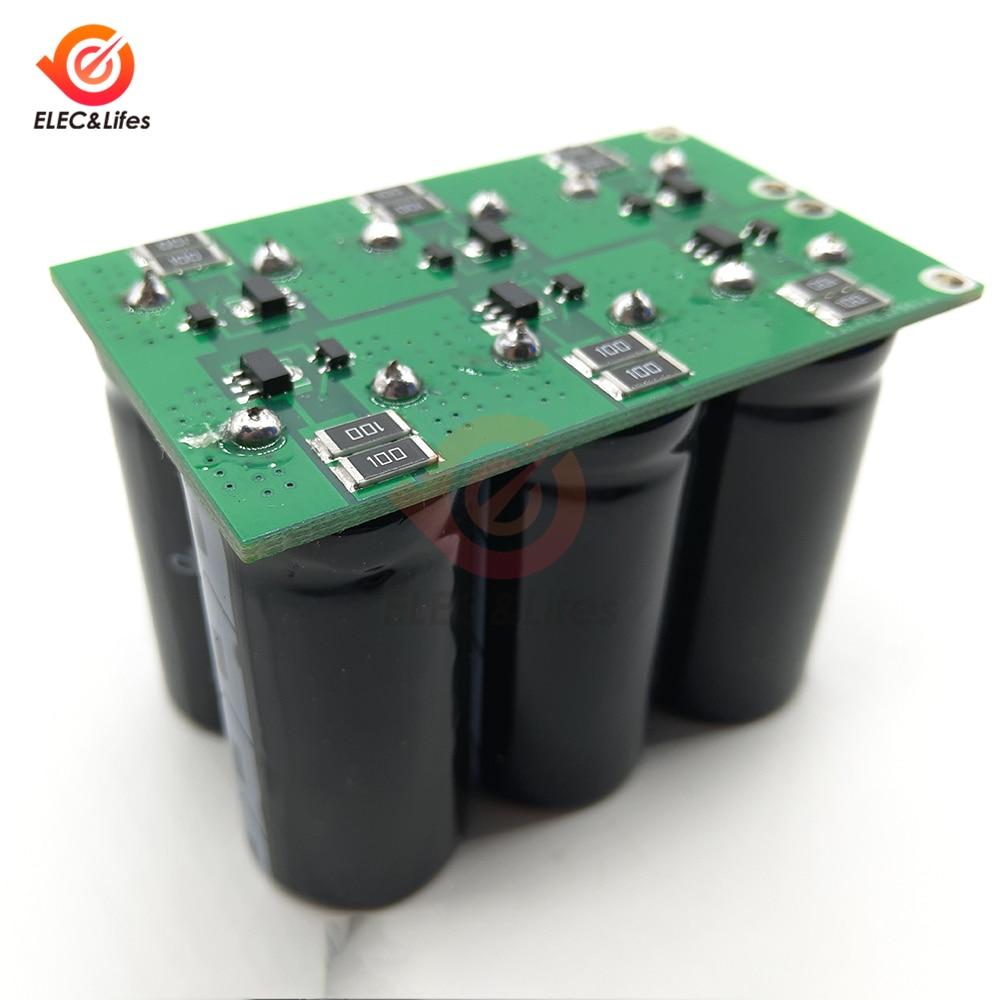 5Pcs Super Capacitor 2.7V100F Ultra Capacitor Farad Capacitor 2.7V 100F ns