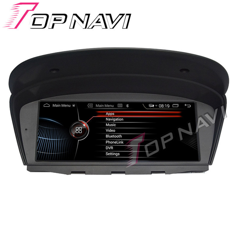 T Android 4.4 Car Stereo Player For BMW 5 Seris E60 E61 M5/6 Series E63 E64 M6/3 Series E90 E91 E92 E93 M3 GPS Navigation