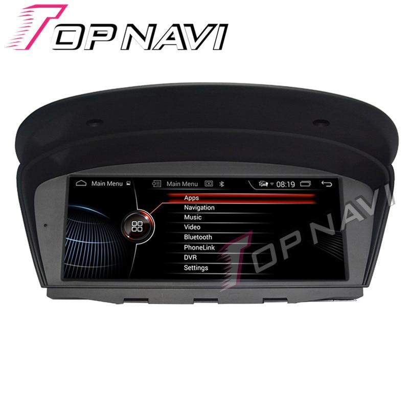 Wanusual Android 4.4 стерео плеер для BMW 5 SERIS <font><b>E60</b></font> E61 M5/6 серии E63 E64 M6/ 3 серии E90 E91 E92 E93 M3 GPS навигации