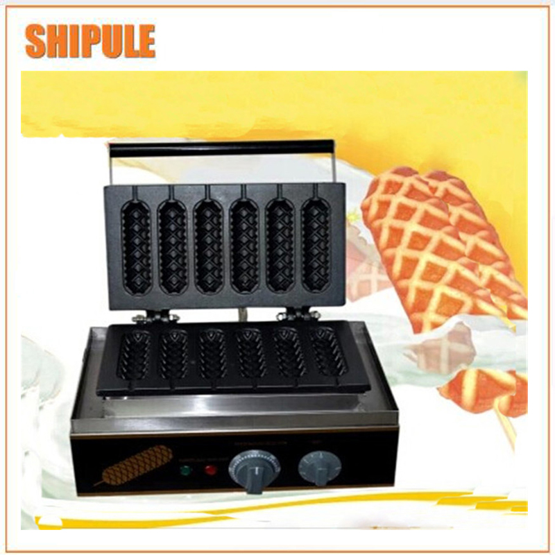 High quality snack machine hot dog machine hot dog making machine on sale|Waffle Makers| |  - title=