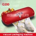 100-240VAC KitchenBoss упаковщик пустая семья вакуумная автоматическая система запечатывания сохраняет прохладу до g200вакуумная упаковочная машина ...