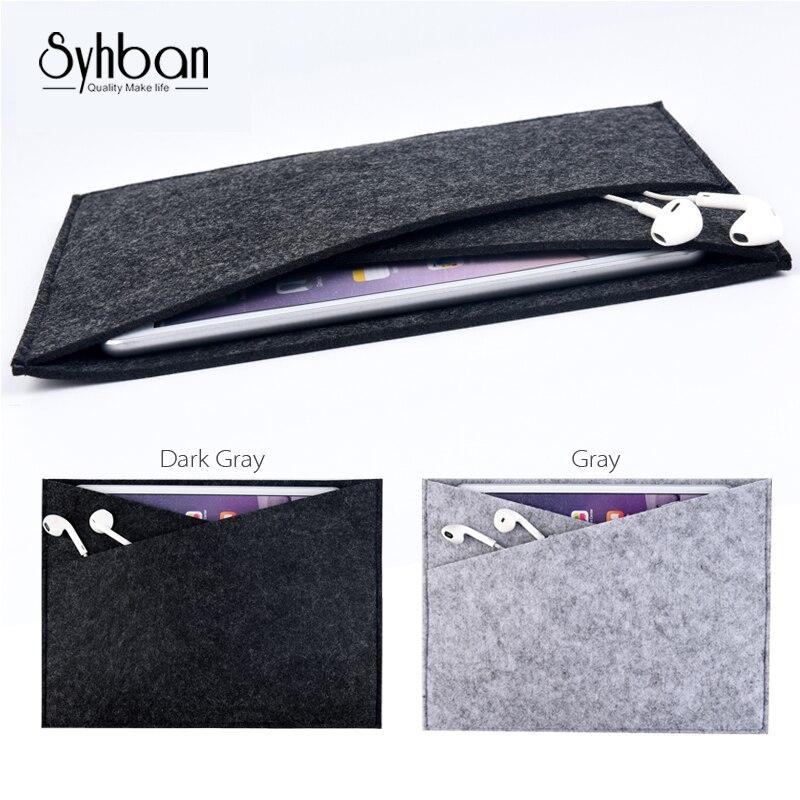 2018 for iPad Pro 9.7 Premium fashion Soft Sleeve Bag Case Notebook Cover for iPad 9.7inch Tablet PC Fashion Wool Felt кейс для диджейского оборудования thon case for xdj rx notebook