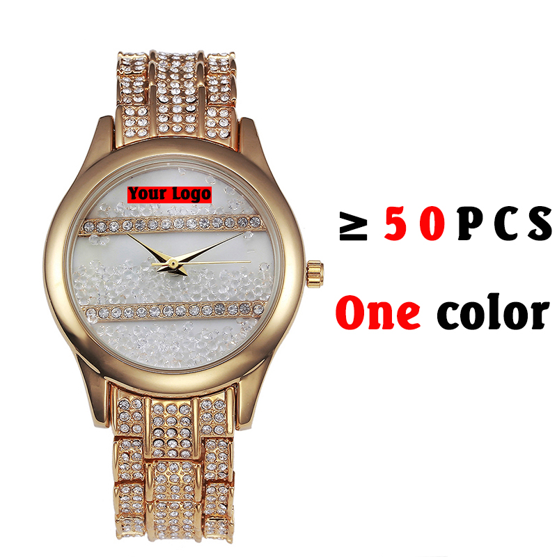 Type V075 Custom Watch Over 50 Pcs Min Order One Color( The Bigger Amount, The Cheaper Total )