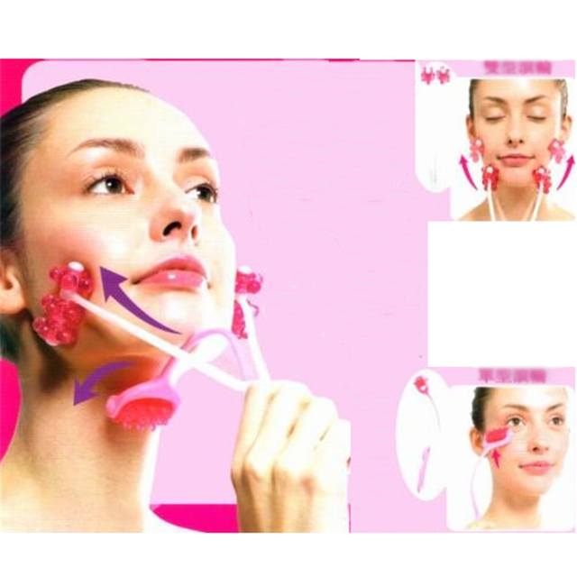 Slimming Double Chin Roller Ball Massager