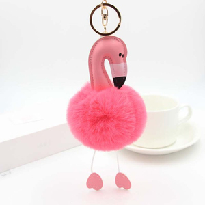 Car Rearview Mirror Flamingo P