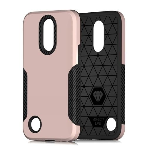 Rose Gold Phone case lg k20 5c64f482940ca