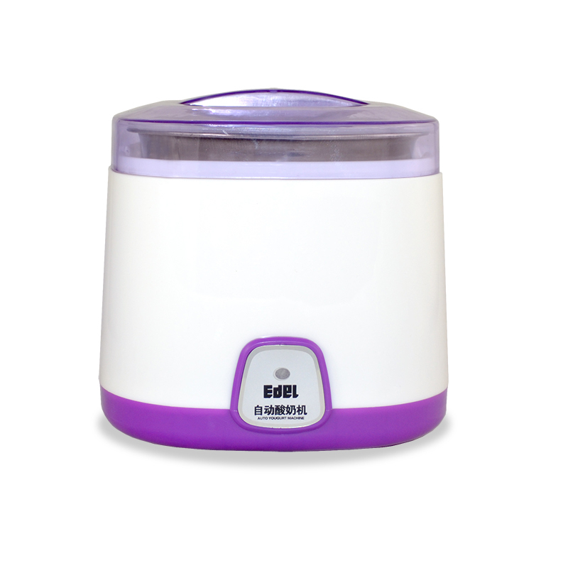 Household Automatic Yogurt Machine Multifunctional Constant Temperature Fermentation Yogurt Makers with Stainless Steel Liner purple yogurt makers rice wine natto machine household fully automatic yogurt glass sub cup liner multifunctional kitchen helper