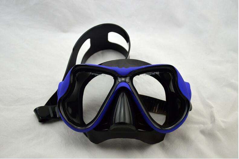 professional diving Mask for scuba dive ,mergulho, silicone googles,mascara de mergulho profissional