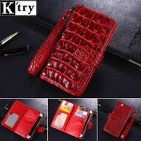 K Try For Ascend Huawei P8 Lite Cover Case Wallet Leather Stand Case For Huawei P8