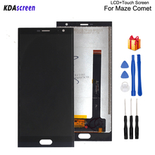 Original For Maze Comet LCD Display Touch Screen Digitizer Phone Parts Free Tools