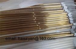 Factory direct supplied halogen quartz tube infrared heater glass quartz tube