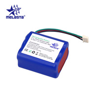 MELASTA 7 2V 2500mAh NiMH Replacement Battery Pack For Rydbatt Mint 5200 5200B 5200C Braava 380t