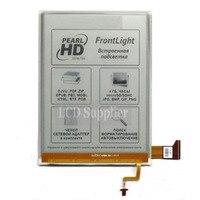 ED060XCD eink LCD display mit hintergrundbeleuchtung keine touch für ebook leser kostenloser versand-in Tablett-LCDs und -Paneele aus Computer und Büro bei