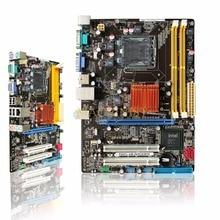 P5KPL-AM оригинальный для ASUS P5KPL-AM G31 настольная материнская плата LGA775 DDR2 100% тестирование нетронутыми Бесплатная доставка