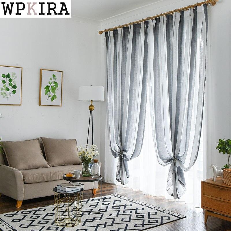 Sheer Curtains White Modern Translucidus Home Decoration ...