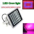 LED Plant Grow Light 18W 60W 90W 150W Red Blue Led Lamps Flowering Leafing Plant Hydroponics System 85-265V Waterproof Outdoor