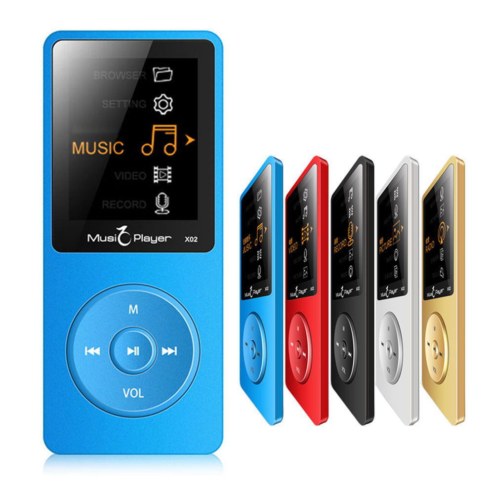 MP3 Music Player Built-in Speaker