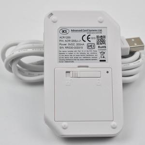 Image 2 - ACR1255U 13.56mhz RFID lecteur de carte écrivain interface USB pour lecteur sans fil Android Bluetooth NFC