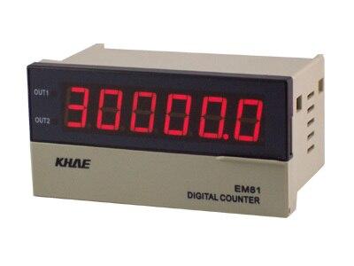 Codeur connectable de grille de compteur de compteur de EM81-A12