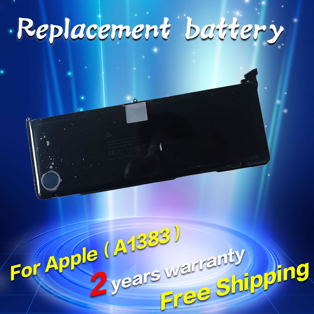 JIGU wholesale New Laptop Battery For Apple MacBook Pro 17 A1297 A1383 MD311 MC725 free shipping цена