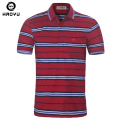 2016 Summer Polo Shirt Men Short Sleeve Striped Polo Shirts Mens Fashion Brand Polo Hombre Camicia Casual Hombre M/XXL