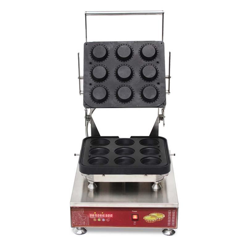 New Product Bakery High Quality Equipment Egg Tart Pastry Maker Tart Making Machine Pastry Machine With