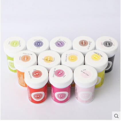 Aliexpress.com : Buy Icing Colors Colorantes Para Glaseado Fondant ...
