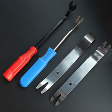 Upholstery Accessories Trim Removal Tool Plastic Interior Clip Kit Screwdriver Dashboard Radio Body Dash Audio