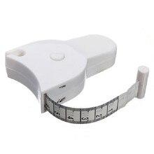 Фитнес суппорт 1 шт. 150 см Фитнес точной суппорт измерительная лента жира Вес потери мера Выдвижной Правитель аксессуары
