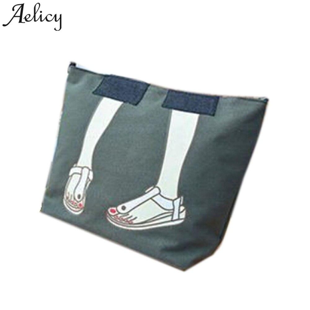 Girl Shoulder Bag Canvas Tote Women Handbag Satchel Ladies Crossbody Bag Bolsa Feminina Dropshipping 2018  Selling Sac